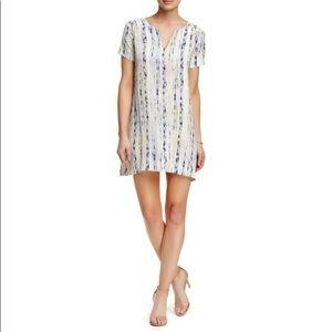 Lush flora print dress